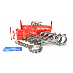 Audi / VW 2.8 2.9 3.2 VR6 R32 FCP X-beam steel connecting rods 164mm