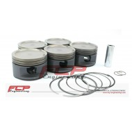 Audi S2 RS2 2.5 20V Turbo Stroker FCP forged pistons 82mm CR 8.5