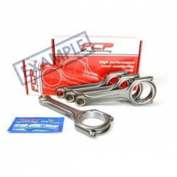 Audi / VW 2.0 TFSI EA113 FCP X-beam steel con rods 144mm/20mm