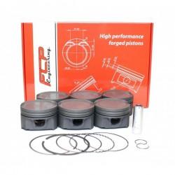Audi S4 RS4 2.7 V6 Biturbo FCP forged pistons kit 81mm CR 8.5