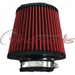 Universal air filter 160mm / 76mm connection