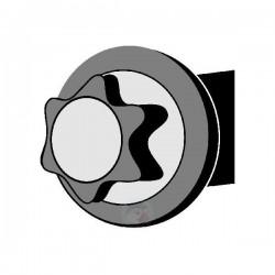 AMC Bolt Kit, cylinder head RENAULT K9K 1.5DCi