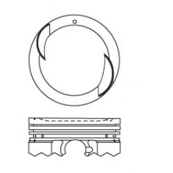ARCO PISTON 68,50MM (std) DAEWOO F8C