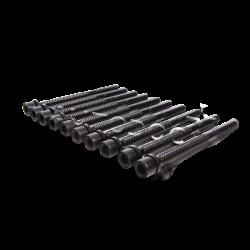 ELRING Bolt Kit, cylinder head CITROEN 8V KFW