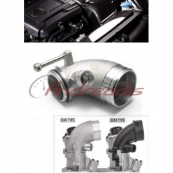 TURBO INLET ELBOW TUBE PERFORMANCE INTAKE HOSE PIPE FOR AUDI TT/TTS MK3 S3 A3 2.0T TT