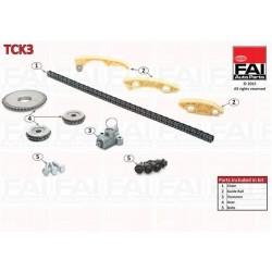 FAI AutoParts Timing Chain Kit ALFA ROMEO / OPEL 1.9/2.2