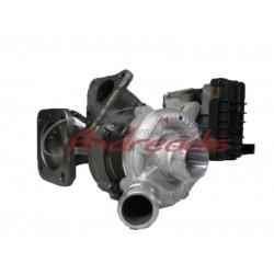 GARRETT GTA2052VK FORD TRANSIT VI 2.2TDCI 140HP