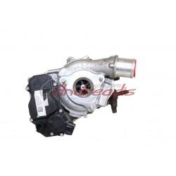 GARRETT GTB1241VKZ TOYOTA AURIS 1.4D-4D 90HP