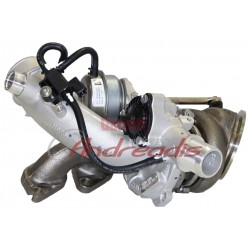GARRETT GT1446MZGL  Opel Astra J 1.4 Turbo ECOTEC 120 / 140 HP