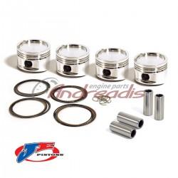 JE-Pistons BTO Fiat/Abarth 1.4 16V Turbo (9.8:1)72.00mm