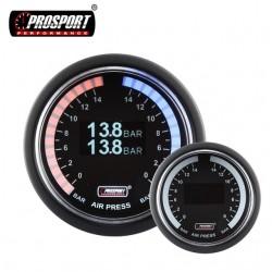 PROSPORT Dual air pressure gauge - OLED display