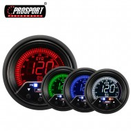 Prosport Evo 52/60mm Oil Temp
