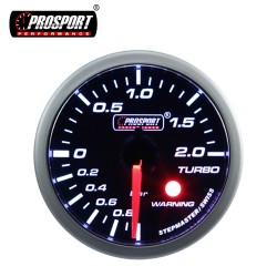 PROSPORT SMOKED LENS SERIES 52/60MM Boost Gauge