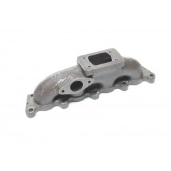 Cast turbo manifold with T25 flange / with wastegate connection for 1.8T-20V engines VAG