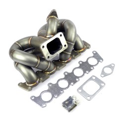 Stainless steel bumper boot / turbo manifold VAG 1.8T 20V T3